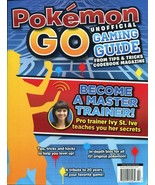 The Unofficial Pokemon Go Field Guide Tips & TricksPaperback Book - $3.95