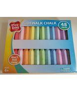 Sidewalk Chalk 48-Piece - Kids Sidewalk Chalk - Outdoor Activity Art  - $29.99