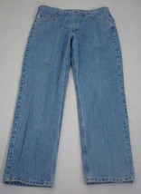 Carhartt Mens Jeans Size 40 x 30 Traditional Fit Blue Jeans - $14.01