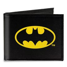 Wallet - Batman Logo Canvas Bi-Fold - $17.89