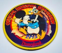 "1993 Walt Disney World Convention 5"" 3-D Collectible Pinback Button Rare - $6.75"
