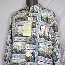 Reyn Spooner Mele Kalikimaka Size XL Shirt 1994 First Hawaiian Christmas... - $99.99