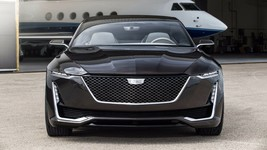 2016 Cadillac Escala Concept 3, 24X36 inch poster, luxury sedan touring - $18.99