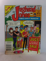 The Jughead Jones Archie Comics Digest Library Magazine # 34 VERY FINE Aug 1985 - £4.83 GBP