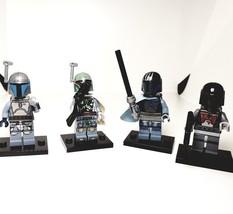 "1.75"" 4 PC Star Wars Custom Mini Figures Set - $19.99"