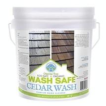 Wash Safe Industries CEDAR WASH Eco-Safe and Organic Wood Cleaner, 10 lb... - $55.39