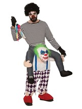 Forum Unisex-Adult's Costume, Clown, Standard - $88.85