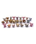 Littlest Pet Shop—Rodent Lot (24 Pieces) Guinea Pigs, Gerbils, Mice, Etc. - $47.52