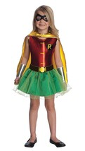 Justice League Child's Robin Tutu Dress - Toddler - $590,41 MXN