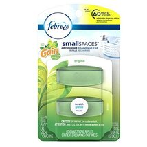 Febreze Set & Refresh Original Scent Of Gain Air Freshener Refill (2 Cou... - $12.06
