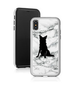 Marble Shockproof Hard Soft Cover Case Protector For Apple iPhone Border... - $14.99