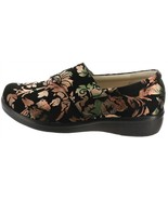 Alegria Nubuck Slip-On Shoes Lauryn Regal Copper EU39W (9W) NEW A309638 - $62.35