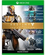 Destiny The Collection - Xbox One Standard Edition [video game] - $19.46