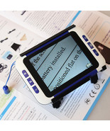"3.5""LCD Screen Portable Low Vision Electronic Video Magnifier Reading Ai... - $59.99"