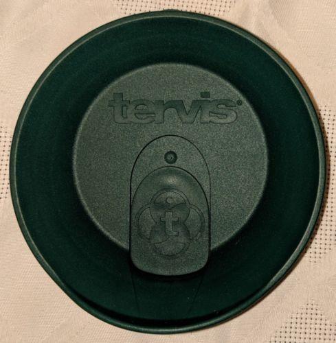 Tervis John Deere LP39697 Green 24 oz Spill Proof Mug Lid