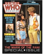 Doctor Who Monthly Comic Magazine #103 Colin Baker Cover 1985 VERY FINE- - $4.50