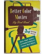 BETTER COLOR MOVIES by Fred Bond (1955) Ziff-Davis HC - $9.89
