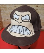 Family Guy TV Show Evil Monkey Hat Baseball Cap Fitted L/XL Embroidered - $12.59