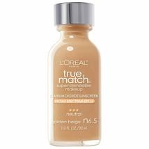 L'Oreal True Match Super Blendable Makeup- N6.5 Golden Beige - $4.99