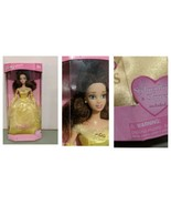 Disney Princess Belle Collection Doll Beauty and the Beast Disney Store 3+ - $12.73