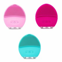 Love Your Skin Again My Sonic Makeup Cleaner And Massager - COLOR: HOT PINK - $35.49