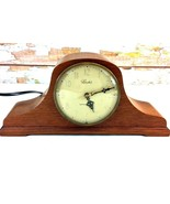Antique 1912 Herschede Hall Mantle Clock Electric Westminster Chime USA ... - $287.09