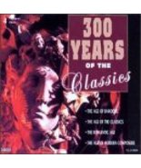 300 Years of the Classics [Audio CD] Pachelbel, Johann; Corelli, Arcange... - $7.92
