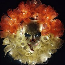 Mask Horror Glowing Garland Decoration Props - $83.00+
