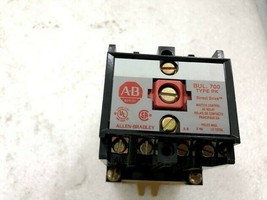 700-PK400A1 Ser. B Allen-Bradley BUL 700 type PK AC Relay New - $29.00