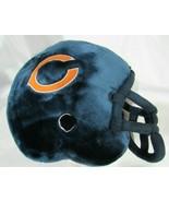 NFL Chicago Bears Plush Helmet Shaped Pillow By Northwest - $24.99