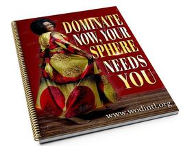 Dominion Notebook Princess Red - $15.00