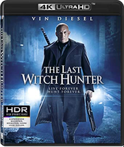 The Last Witch Hunter  [4K Ultra HD + Blu-ray]