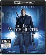 The Last Witch Hunter  [4K Ultra HD + Blu-ray] - $19.95
