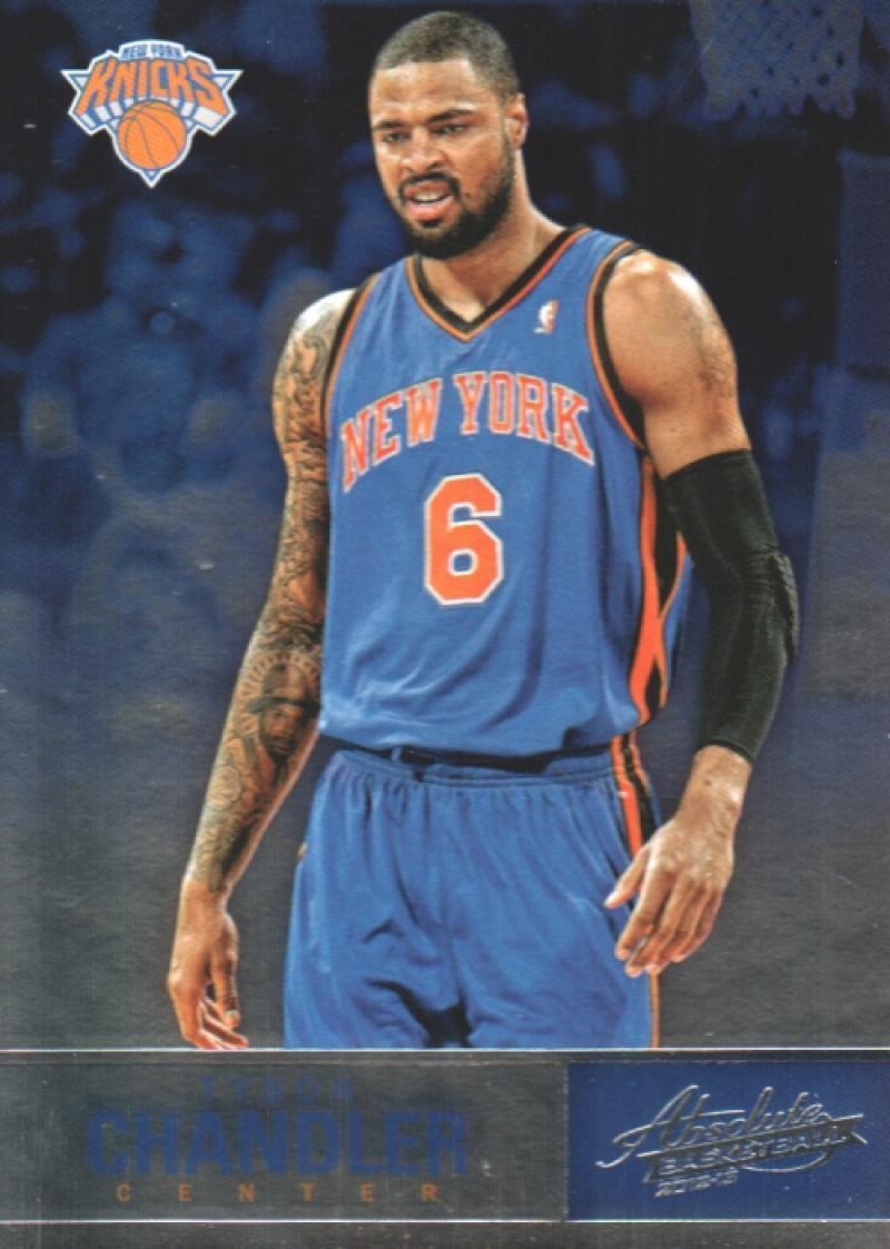 Primary image for 2012-13 Panini Absolute #44 Tyson Chandler NM-MT Knicks