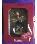 1854 Kirsten American Girl Handcrafted Keepsake Ornament W/ Box Hallmark  - $23.95