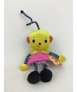 "Rolie Polie Olie Zowie Robot 10"" Plush Stuffed Toy Disney Store New with... - $16.88"