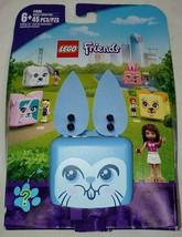 LEGO® Friends Andrea's Bunny Cube Building Set 41666 NEW  - $14.85