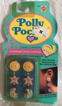 Polly Pocket Stardream Dangly Earrings Classic Collection 1993 NEW & SEALED - $49.49