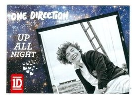 Harry Styles trading card (One Direction 1D) 2013 Panini Up All Night #14 - $4.00