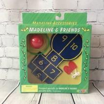 Madeline & Friends Accessories Hopscotch Playground Set Eden 1999 Jump Rope NEW - $24.99