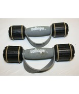 Pair of Bollinger Hand Weights with Straps – For Jogging Walking - $9.89
