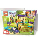 LEGO Friends SEALED Age 4+ Mia's Foal Stable 41361 Building Kit, 2019 11... - $34.60