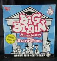 Big Brain Academy Board Games by University Games, slight use, complete - $18.70