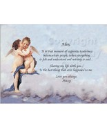 Love, Sharing My Life with You is the Best Thing...  Sentimental Print G... - $11.95