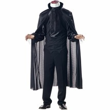 Child Headless Horseman Scary Spooky Villain Boys Halloween Costume S-Xl 00209 - $30.99