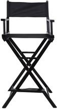 Professional Make Up Artist Seat Solid Wood Foldable Makeup Beauty Salon... - $83.93