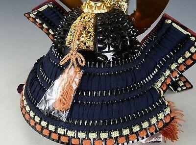 Japanese Samurai Kabuto Helmet  -Kamakura Style- National Treasure Model image 11