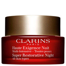 Clarins Super Restorative Night Wear 1.6 oz  - $102.81