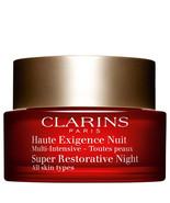Clarins Super Restorative Night Wear 1.6 oz  - $102.81