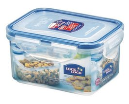 Lock & Lock, Water Tight, Food Container, 15 oz, Pack of 6, HPL807 - $19.79